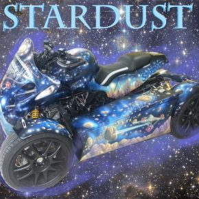 "GG Quadster ""Stardust"""